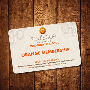 Soulstice Orange Membership - 3 Months
