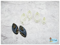 Cutter Set #141 / Stacked Earrings