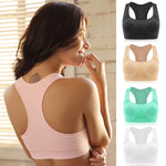 Sweat Absorbing Yoga Bra