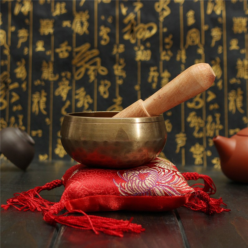 Traditional Tibetan Singing Bowl