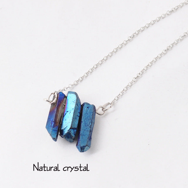 Quartz Stone Necklace