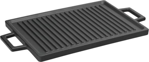 "REVERSIBLE GRILL & GRIDDLE TRAY 8.7"" X 12.6"" 