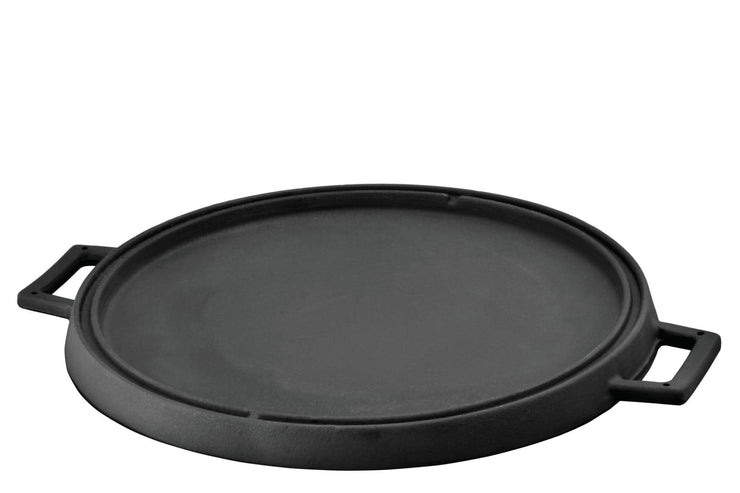 Kitchen - 34 CM REVERSIBLE ROUND GRILL/GRIDDLE 13.25""