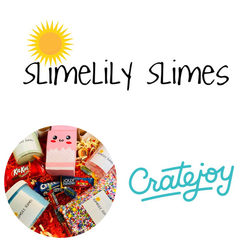 Monthly Slime Box Subscription
