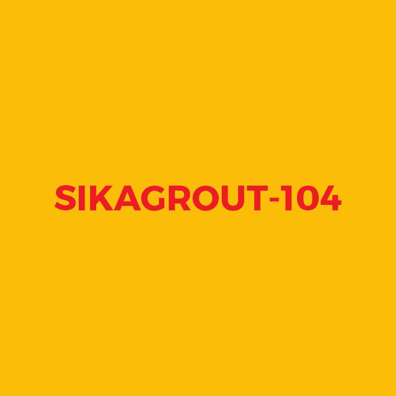 SikaGrout-104