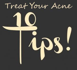10 Tips to Treat & Prevent Acne & Bacne)