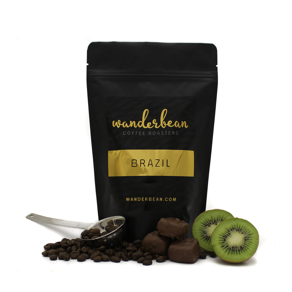 Brazil Peaberry Single Origin Coffee Beans