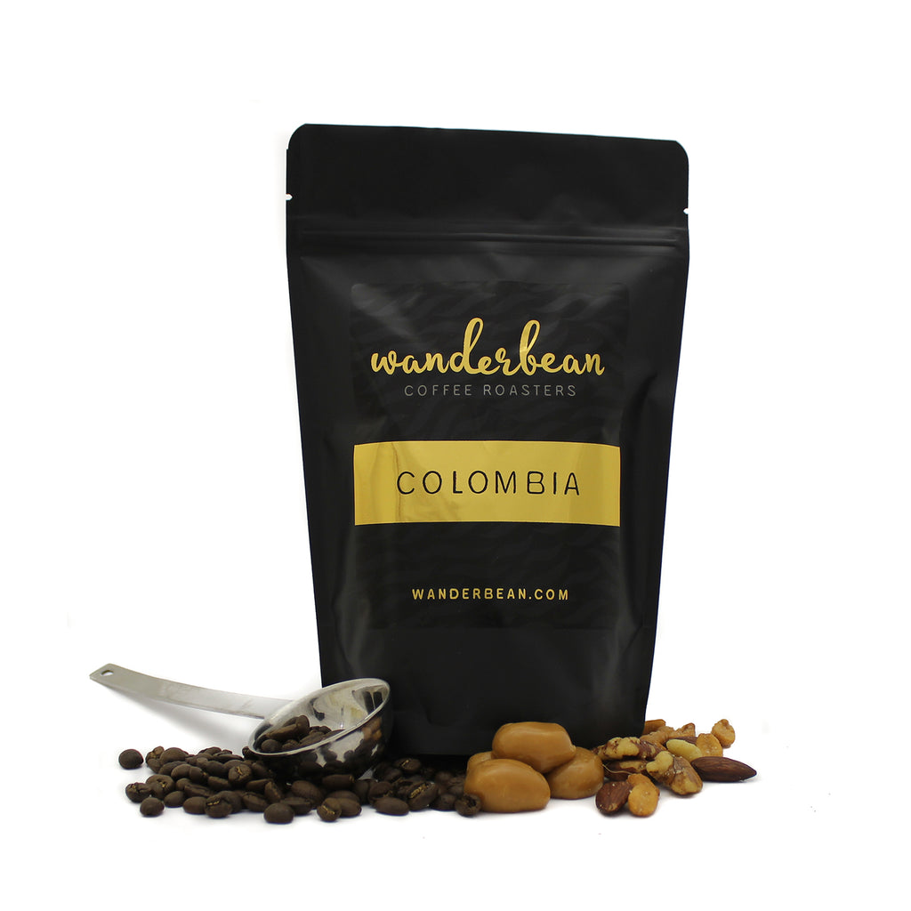 Columbia Single Origin Coffee Beans