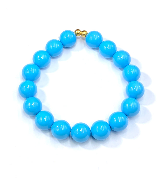 Reserved for Heather - Turquoise Bracelet