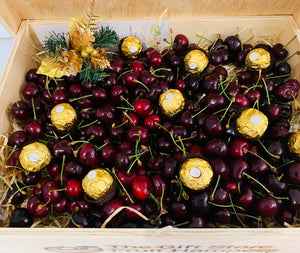 Cherry and Ferro Rocher Hamper