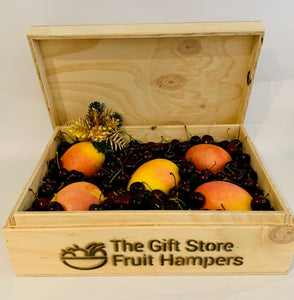 Festive Cherry and Mango Christmas Hamper