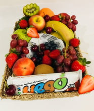 VEGO Chocolate, Coconut Bowl & Fruit Basket - Vegan & Gluten Free FREE Delivery