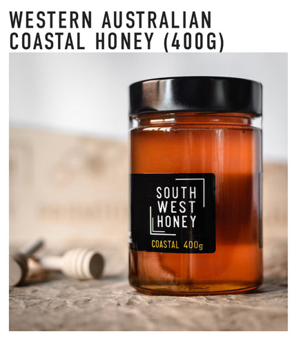 Western Australian Coast Honey 400g