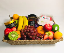 Ultimate Wellness Basket - Fruit, Honey & Hemp