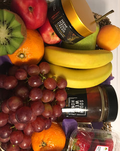 Fruit Honey & Hemp - Ultimate Wellness Basket