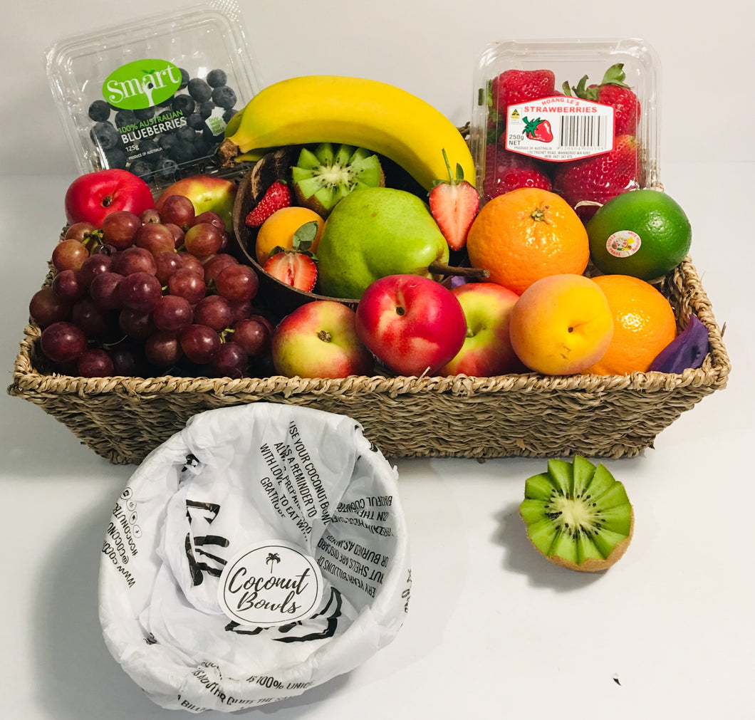 Smoothie Lovers Gourmet Fruit Basket