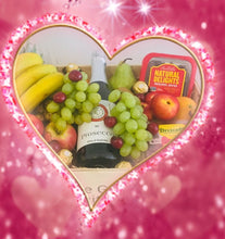 Fruit and Wine Special Basket