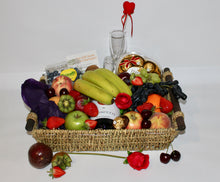 Especially for you - Gourmet Valentine Fruit Basket