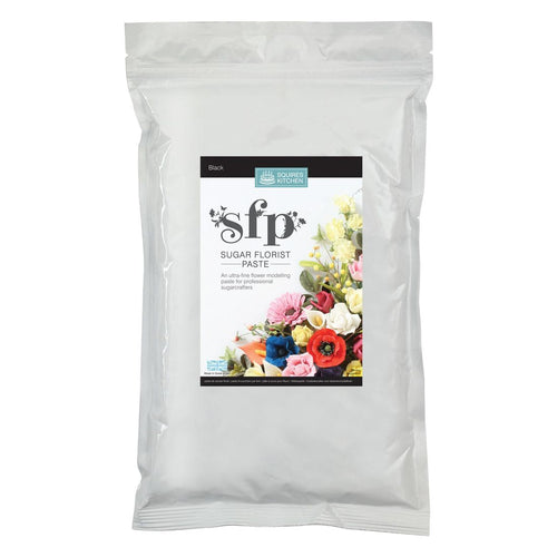 Squires Florist Paste Black 1Kg