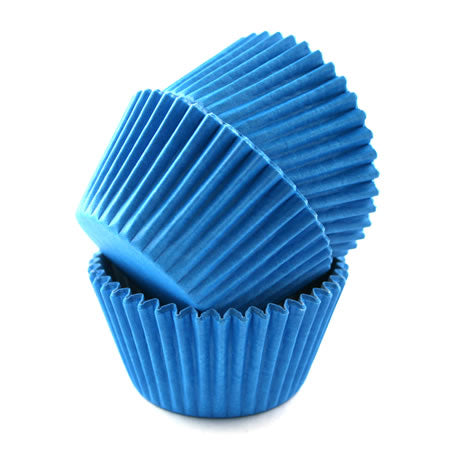 Cupcake Cases Sleeve 180 Ocean Blue