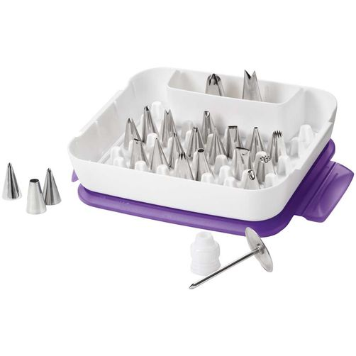 Wilton Deluxe Tip Decorating Set 22 pcs