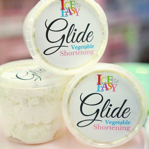 Ice & Easy Glide Vegetable Shortening