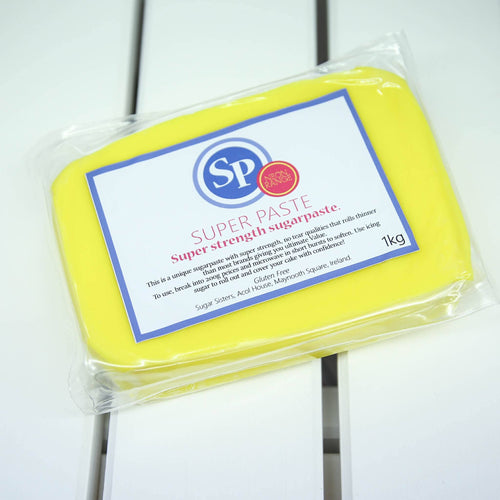 Neon Yellow Super Paste 1kg