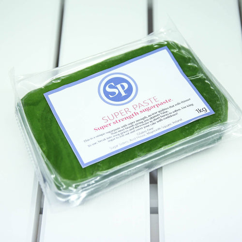 Earthy Green Super Paste 1kg