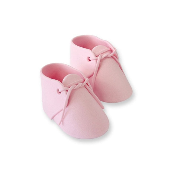 PME Baby Bootees Shoes Topper Pink