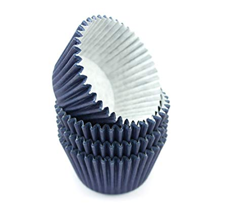 Cupcake Cases Sleeve 180 Navy
