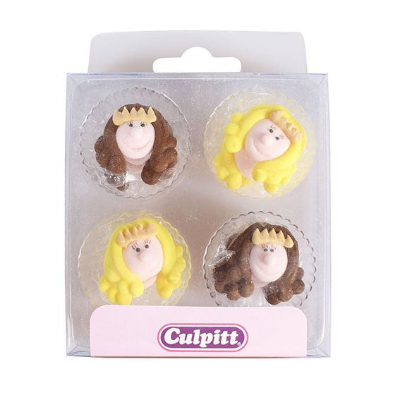 Culpitt Sugar Decoration 12 Princess