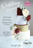 Wedding Elegance Ultimate Wedding Workshop Sept 8th-9th