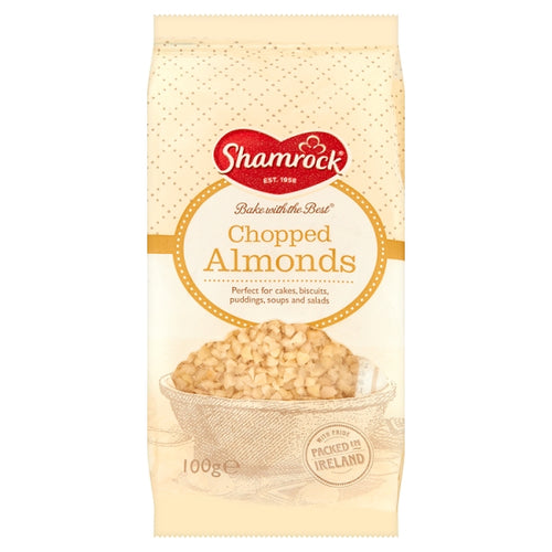 Shamrock Almonds Chopped 100g