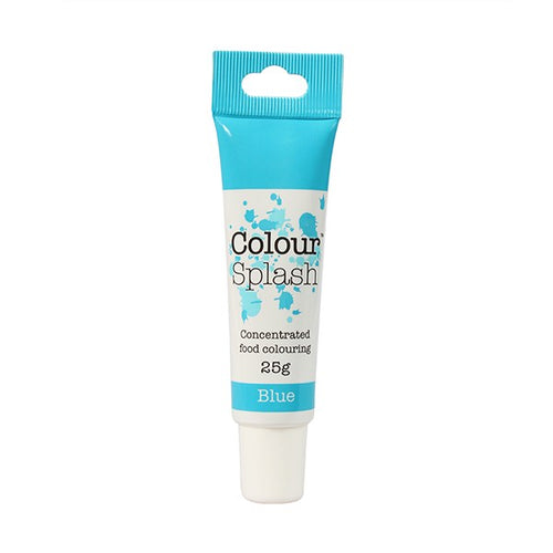 Blue Colour Splash Gel Paste 25g