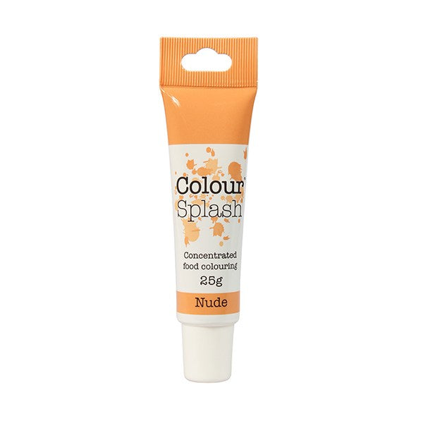 Nude Colour Splash Gel Paste 25g