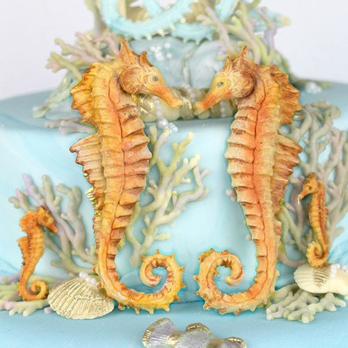 Katy Sue Sea Horse mould