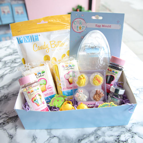 Easter Egg Chicken Decorating Kit