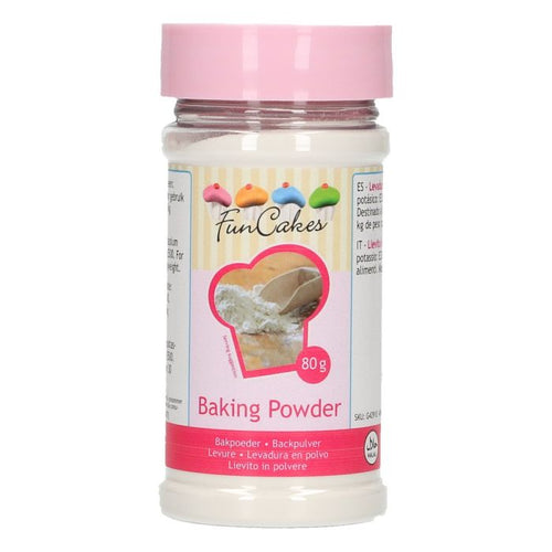 Baking Powder 80g