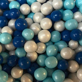 Blue Mix Chocoballs Small 70g
