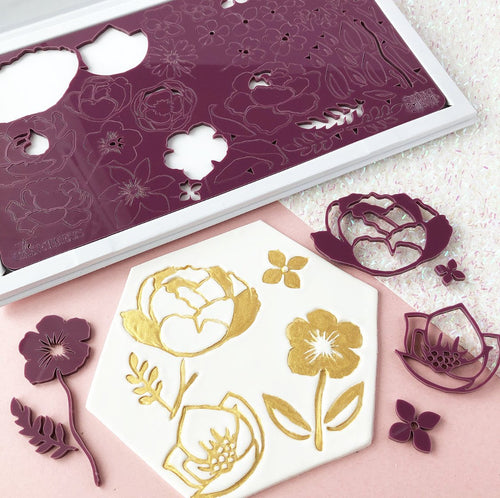 Botanical Dreams SWEET STAMP