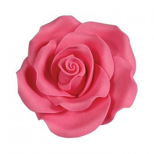 Sugar Rose Bright Pink 50 mm (10pcs)