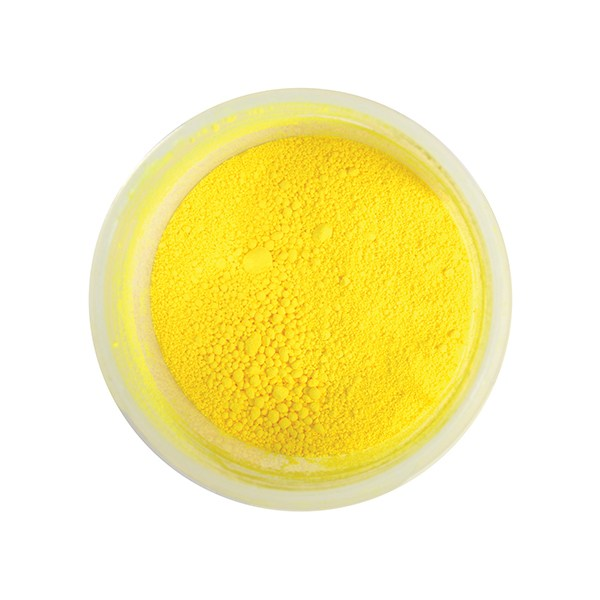 Colour Splash Bright Yellow  Matt Dust 5g