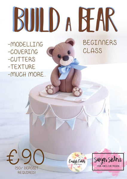 Build A Bear Beginner modelling Class June 3rd