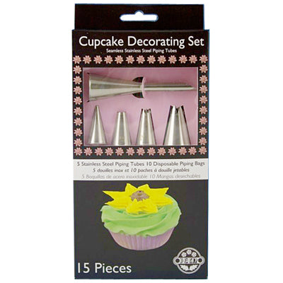 Jem Cupcake Decorating Set