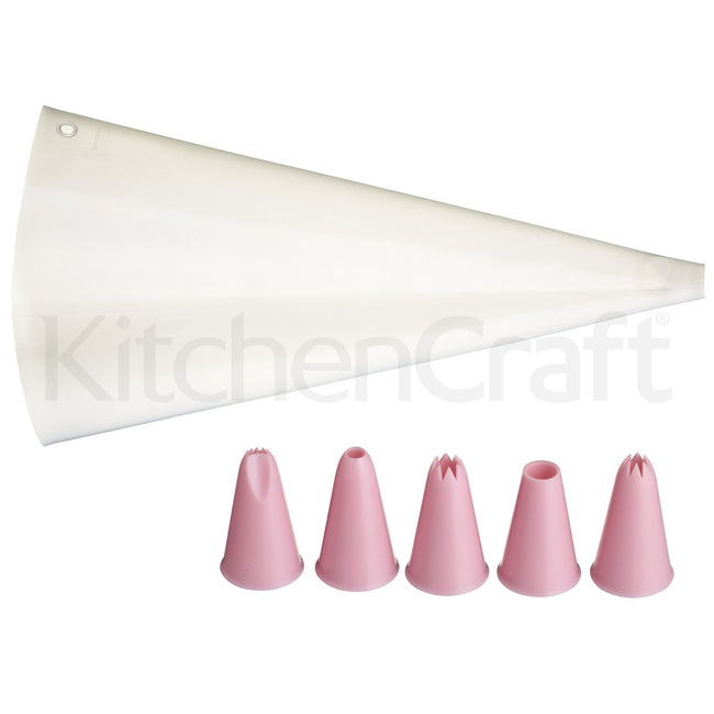 Cake Decorating Kit 6Pc KITCHEN CRAFT