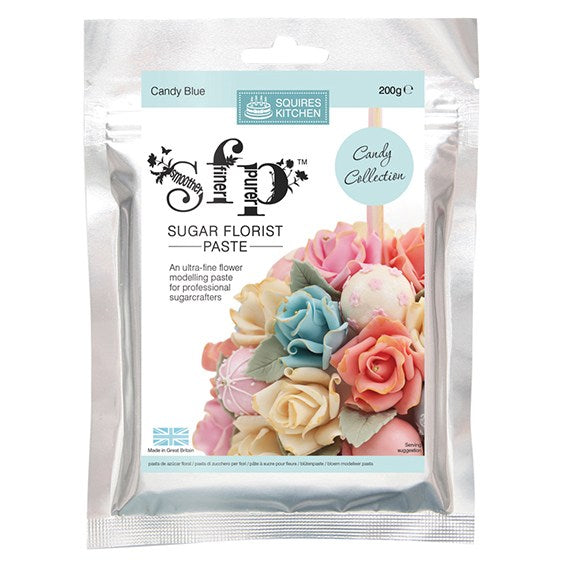 Squires Flower Candy Blue 200g