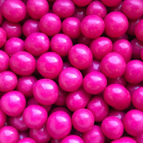 Chocoballs 6mm Small Hot Pink  70g