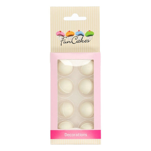 White  Chocoballs Pk 8