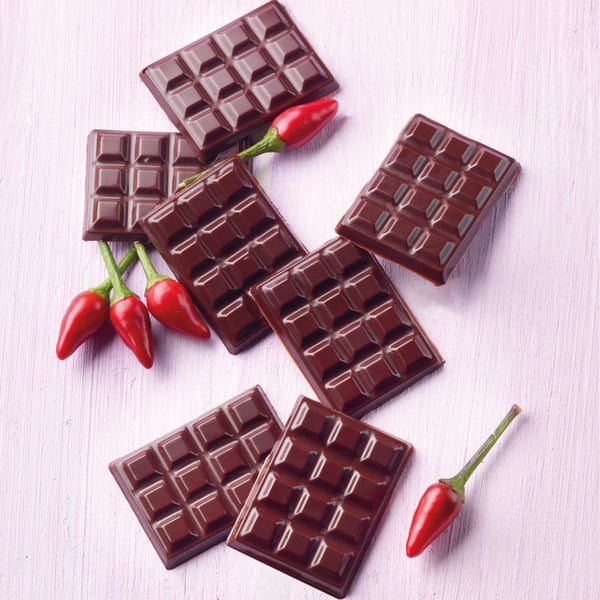 Mini Chocolate Bar Mould - SILIKOMART