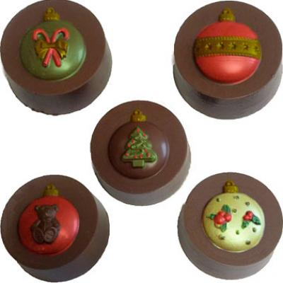Bauble Cookie Mould  2""